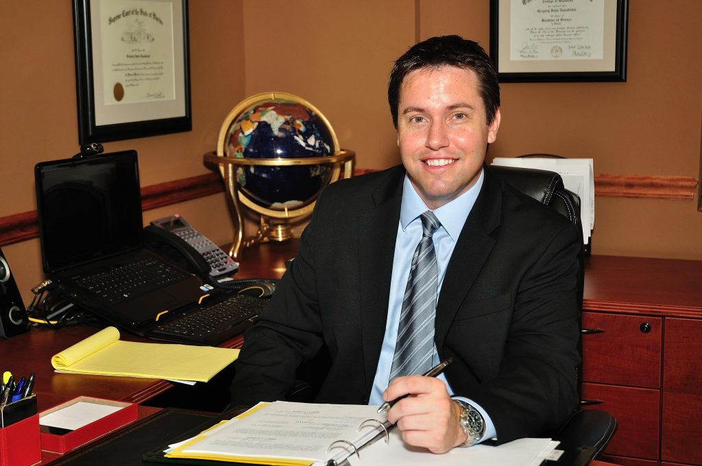Attorney Gregory Nussbickel